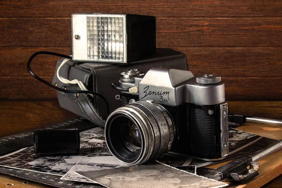 Sekcja fotograficzna obrazek